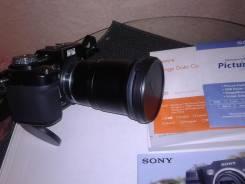 Sony Cyber-shot. 7 - 7.9 Мп, зум: 4х