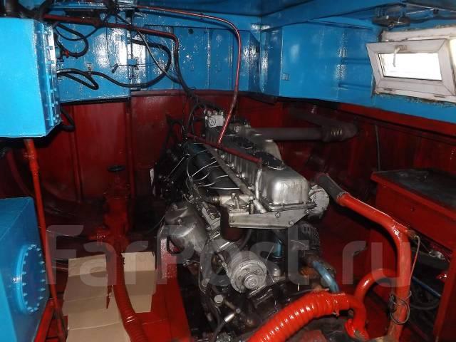 Костромич. Год: 1981 год, длина 18,00м., двигатель стационарный, 235,00л.с.