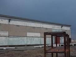 Базы производственные. 8 марта, р-н Доброполье, 1 800 кв.м. Дом снаружи