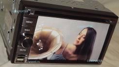 """Мультимедийный центр 6222 Chtechi /TV/USB/ 6.2"""", DVD, MP3, AVI/BT 2din"""