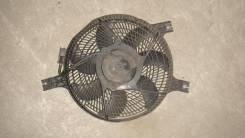 Вентилятор охлаждения радиатора. Toyota Yaris Двигатель 1500