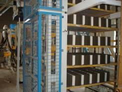 Линии по производству бетонных блоков, брусчатки, бордюров. Под заказ