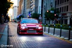 Обвес кузова аэродинамический. Nissan 240SX Nissan Silvia, S14 Nissan 200SX