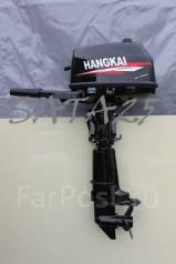Hangkai. 5,00л.с., 2-тактный, бензиновый, нога S (381 мм), Год: 2016 год