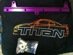 Топливная рейка. Nissan Silvia, S13 Двигатель SR20DET