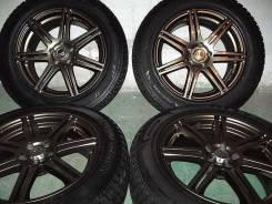 Bridgestone. 7.5x18, 5x114.30, ET38, ЦО 73,0мм.