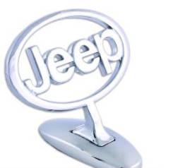 Капот. Jeep