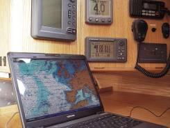Установка навигационного оборудования.