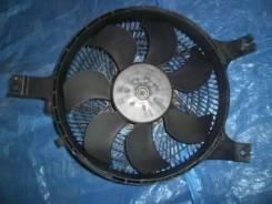 Вентилятор охлаждения радиатора. Nissan Skyline, ENR34 Двигатель RB25DE