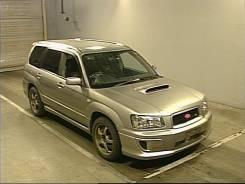 Subaru Forester. SG9STI, EJ25