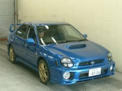 Subaru Impreza WRX STI. GDB, EJ20