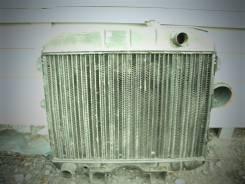 Радиатор охлаждения двигателя. УАЗ 469