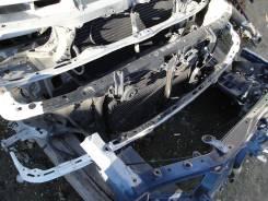 Рамка радиатора. Toyota Crown, JZS151 Двигатель 1JZGE