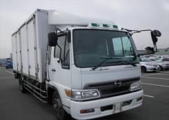 Hino Ranger. FE1JKD, J08CT