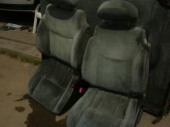 Сиденья перед тойота карина ед st180. Toyota Carina ED, ST180