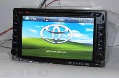 2DIN Автомобильный Мульти Медиацентр DA-624 с GPS