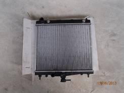 Радиатор охлаждения двигателя. Nissan Primera Nissan Micra, K12E Nissan Note, E11E Nissan Micra C+C, CK12E Двигатели: CR12DE, CR14DE, HR16DE