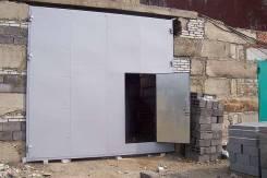 Изготовление гаражных ворот и калиток!. Увеличение проемов гаражей!