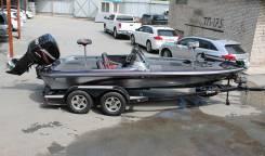 Fisher Boat Company. Год: 1998 год, длина 6,10м., двигатель подвесной, 200,00л.с., бензин