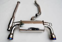 Выхлопная система. Mitsubishi Lancer Evolution