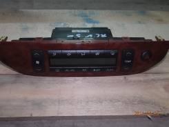 Блок управления климат-контролем. Toyota Camry, ACV30 Двигатель 2AZFE