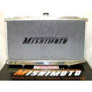 Радиатор охлаждения двигателя. Mitsubishi