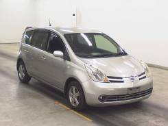 Nissan Note. HR15