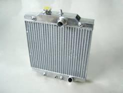Радиатор охлаждения двигателя. Honda Civic, EK4, EK3, EK2, EJ7 Двигатели: B16A, D15B, D13B, D16A