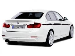 Спойлер на заднее стекло. BMW 3-Series, F30