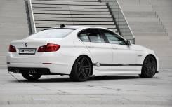 Спойлер на заднее стекло. BMW 5-Series, F10