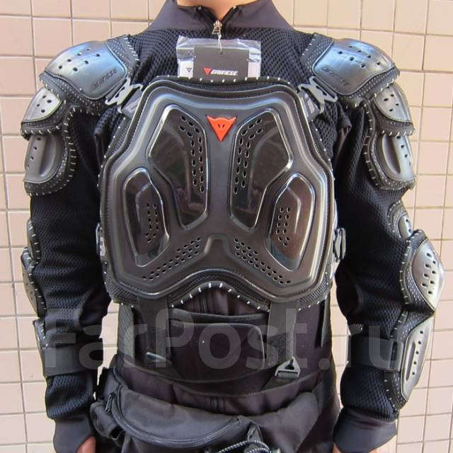 Черепаха dainese jacket wave pro 2