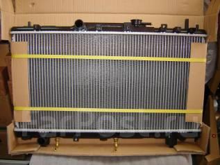 Радиатор охлаждения двигателя. Toyota Caldina, CT196V, CT190G, AT191, ST210, AT211, CT198, CT196, ET196, ST198, ST198V, CT216G, ST190, ST191G, CT198V...