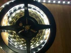 Лента светодиодная High Quality 300 LEDs 5 метров (бухта) SMD 5050 12v для помещения Белый