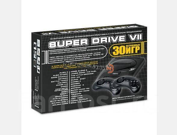 Sega Mega Drive 2 VG-1644. Под заказ