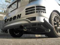 Диффузор. Toyota Chaser, JZX81, RX63, GX81, RX60 Toyota Altezza, GXE10W, GXE10 Toyota Cresta, GX81, JZX81 Toyota Soarer, UZZ31, JZZ30 Nissan Cefiro, A...