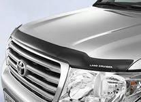 Дефлектор капота. Toyota Land Cruiser. Под заказ