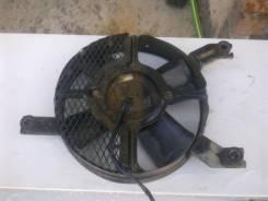 Вентилятор радиатора кондиционера. Toyota Hilux Surf Toyota Hilux, LN130