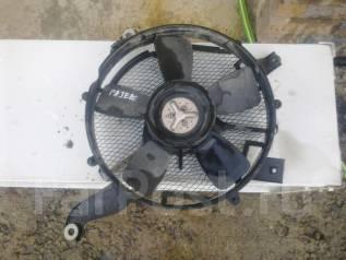 Вентилятор радиатора кондиционера. Mitsubishi Pajero