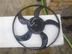 Вентилятор охлаждения радиатора. BMW X5