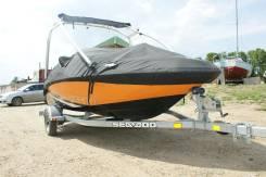 BRP Sea-Doo Speedster. 2012 год год, длина 5,00м., двигатель стационарный, 255,00л.с., бензин