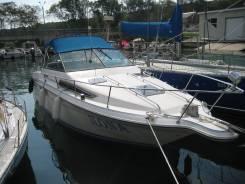 Searay. Год: 1991 год, длина 8,23м., двигатель стационарный, 300,00л.с., бензин