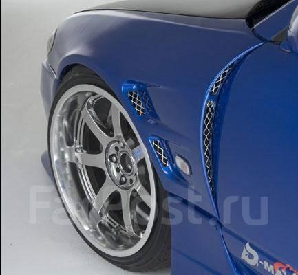 Крыло. Nissan Silvia, S15