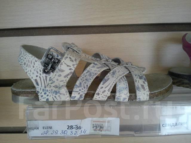 a8a18d56e Распродажа детской летней обуви (Франция) - Распродажи во Владивостоке