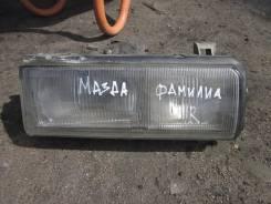 Фара правая Mazda familia.
