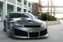 Обвес кузова аэродинамический. Nissan 350Z