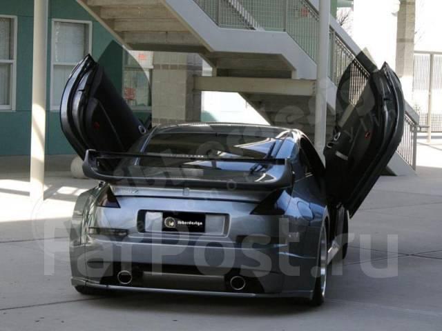 Бампер. Nissan 350Z