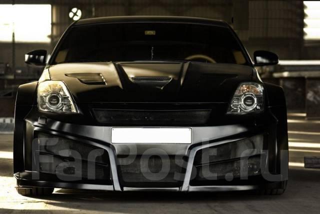 Расширитель крыла. Nissan 350Z