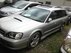 Subaru Legacy Wagon. BH5