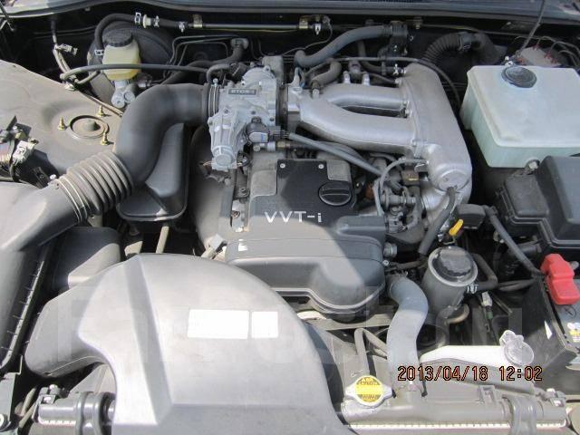 Toyota Mark II. JZX100, 1JZGE