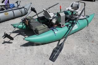 Понтонная лодка ODC 1220, 12фт. длина 3,66м., двигатель без двигателя